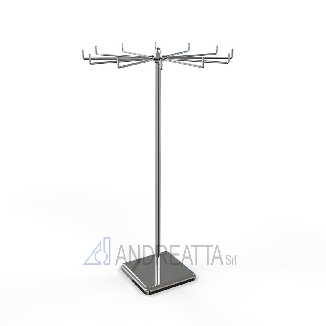 Desktop Bijouterie Stand with ring