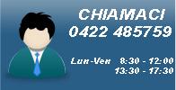 Per maggiori informazioni chiamaci 0422 485759